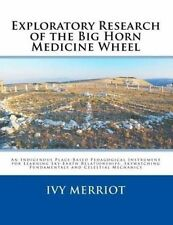Exploratory Research of the Big Horn Medicine Wheel: Acting as an Indigenous Pla