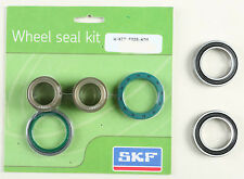 SKF 2016 HUSQVARNA FE 250 WHEEL SEAL KIT W/BEARINGS FRONT WSB-KIT-F023-KTM
