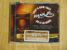 Hank Williams Jr. The Essential Collection That's How They Do It in Dixie Sealed