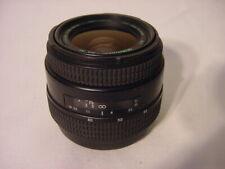 QUANTARAY MX AF 1:4-5.6 F=35-80mm CAMERA LENS