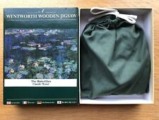 """Wentworth Wooden Jigsaw Puzzle - """"The Waterlilies"""" - 250 Pieces Complete"""
