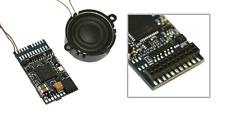 ESU 54499 LokSound H0 V4.0 DCC/MOT 21-polig + Lautspr.+ Sound *NEU & OVP*