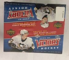 2006-07 Upper Deck Victory Factory Sealed Hockey Hobby Box 36 Pack