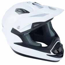 GSPB XP 14b Motocross Adult off Road MX Quad ATV Helmet M Gloss White
