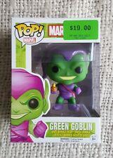 Funko Pop - Green Goblin #109 Marvel Pop Vinyl Figure, Brand New in box