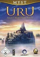 URU - Ages Beyond Myst von Ubisoft   Game   Zustand gut