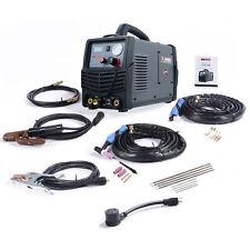 Cts 180 Combo 40a Plasma Cutter 180a Tig Torchstickarc Welder 3 In 1 Welding