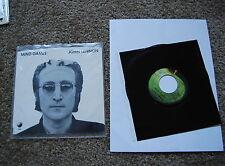 John Lennon - Mind Games -single - Apple 1868 - US