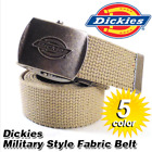 "Dickies Belt 11di0302 Mens 42"" Adjustable Belt Industrial Strength Work Belts"