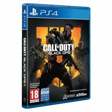 """Juego Sony PS4 """"Call of Duty Black Ops 4"""""""