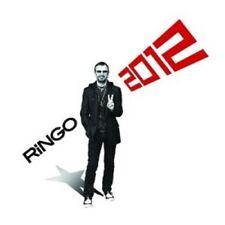 RINGO STARR - RINGO 2012  CD 9 TRACKS NEW+