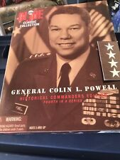 Vintage 1998 GI Joe Classic Collection General Colin L. Powell