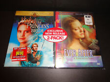 The Princess Bride Spec Edition/Ever After A Cinderella Story 2 Pack