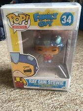 Family Guy Ray Gun Stewie Collectible Funko Pop 34 Brand New In Box