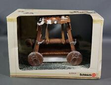 NOS Schleich 42009 Medieval Knight Castle Siege Toy Battering Ram Car Retired