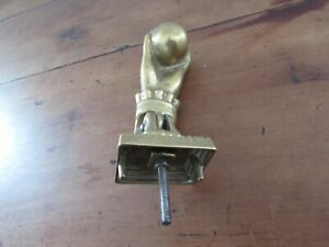 Antique Knocker Vintage Brass Solid