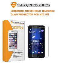HTC U11 Premium Tempered Glass Screen Protector by Screenzies®