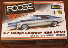 Revell Monogram 1967 Dodge Charger 426 HEMI Foose Design Model Kit 1/25