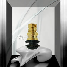 Back Binding Post (gold)  für Tattoomaschine