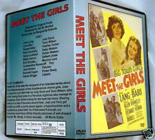 MEET THE GIRLS - DVD - June Lang, Lynn Bari