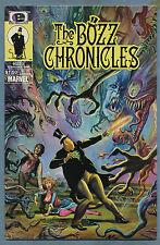 The Bozz Chronicles #2 1986 Wolverine Marvel Epic Comics j