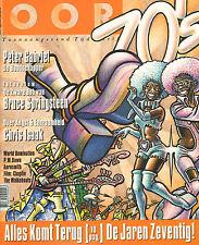 MAGAZINE OOR 1993 nr. 08 - BRUCE SPRINGSTEEN/AEROSMITH/70'S/PETER GABRIEL