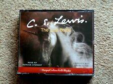 C.S.LEWIS - THE LAST BATTLE  - AUDIO BOOK - TALKING BOOK       ( 4 CDS )
