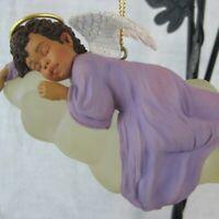 Thomas Blackshear Ebony Visions 2002 Heavenly Peace Ornament - New in Open Box