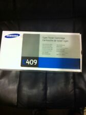 Samsung CLT-C409S CLTC409S Cyan Toner Cartridge CLX-3175 New Sealed