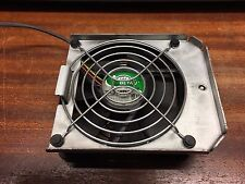 Nidec TA350DC Model M34138-75 12Vdc Cooling Fan in Housing