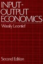 Input-Output Economics (1986, Paperback, Revised)