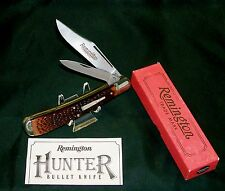"Remington UMC R1263 Knife ""The Hunter"" Circa-1986 USA 5-3/8"" Closed W/Packaging"