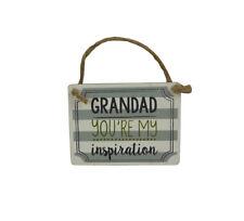 Gisela Graham Grandad You're My Inspiration