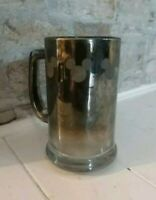 Disney Mug Cup Smoked Mirror Glass Mickey Mouse tanker style