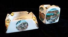 Souvenirs de la Côte d'Azur: 2 cendriers