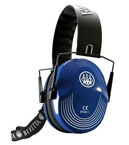 Beretta Safety Pro Hearing Protection- Blue