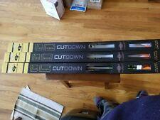 "LOT 12 GOLD TIP ARROWS Cut Down 340 2"" RAPTOR VANES 31"" CUT34031W2 (3 BOX of 4)"