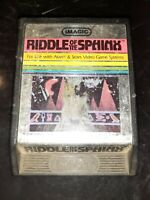 Riddle of the Sphinx (Atari 2600, 1982) *BUY 2 GET 1 FREE +FREE SHIPPING*