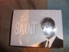 ROGER MOORE THE SAINT SERIES 1 36 CARD SET NEW UNSTOPPABLE PERSUADERS JAMES BOND