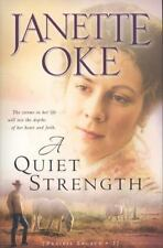 Prairie Legacy: A Quiet Strength 3 by Janette Oke (2008, Paperback, Reprint)