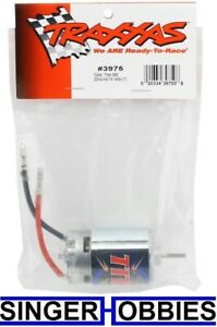 Traxxas 3975 Motor, Titan® 550 (21-turns/ 14 volts) (1) New TRA3975 TRA1