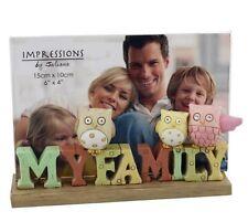 Family & Friends Rectangle Freestandings Frames
