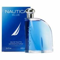 Nautica Blue Cologne by Nautica, 3.4 oz EDT Spray for Men NEW