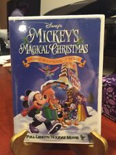 Mickeys Magical Christmas: Snowed In at the House of Mouse (DVD, 2001)MfgSealed