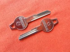2 DODGE CHRYSLER PLYMOUTH MOPAR TRUNK NOS KEY BLANKS 1966 1967