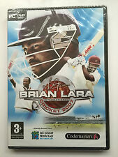 Brian Lara: International Cricket 2007 (PC DVD)  (New & Sealed)