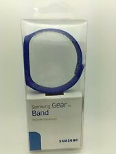 Samsung OEM Gear Fit Replacement Plastic Band - Blue