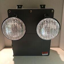 Hubbell Dual-Lite N4X2I 6V Harsh Environment Emergency Light, Self-Diagnostics