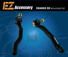 2 Outer Tie Rod Ends Honda Accord 90-93