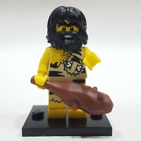 "LEGO Collectible Minifigure #8683 Series 1 ""CAVEMAN"" (Complete)"